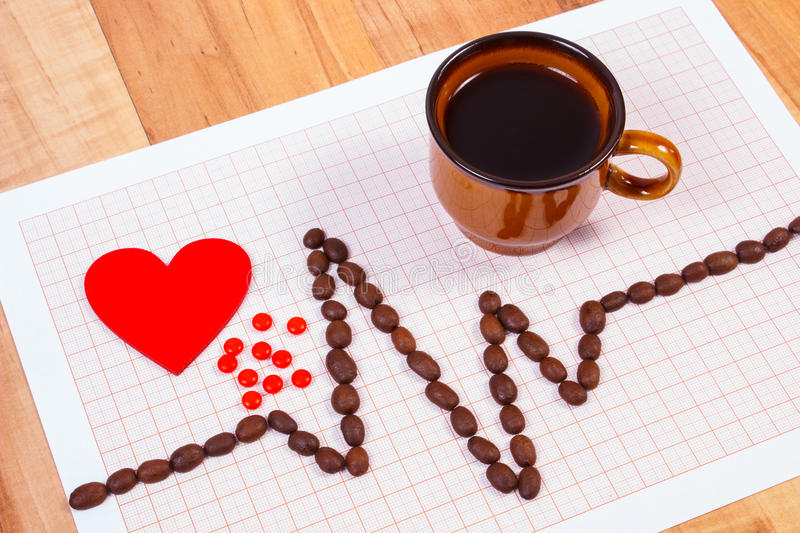 Можно ли пить кофе при аритмии — сердце
