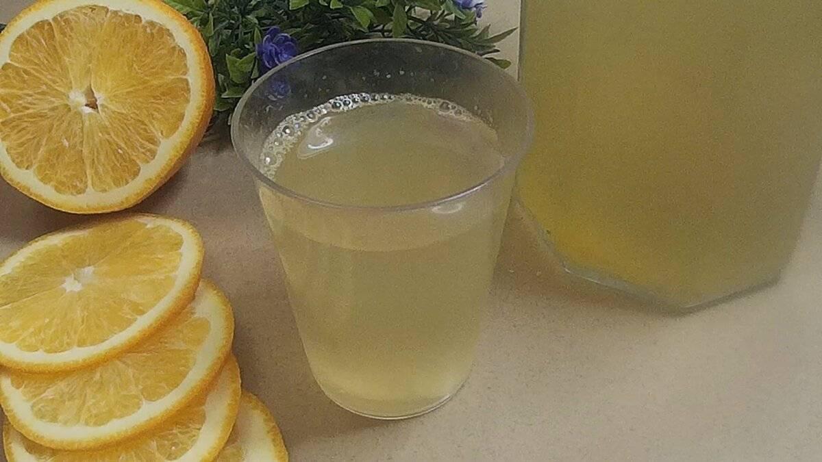 Вкусный яблочно-апельсиновый компот на зиму, рецепт
