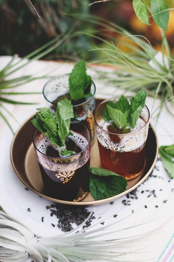 Марокканский чай: правила приготовления и рецепты