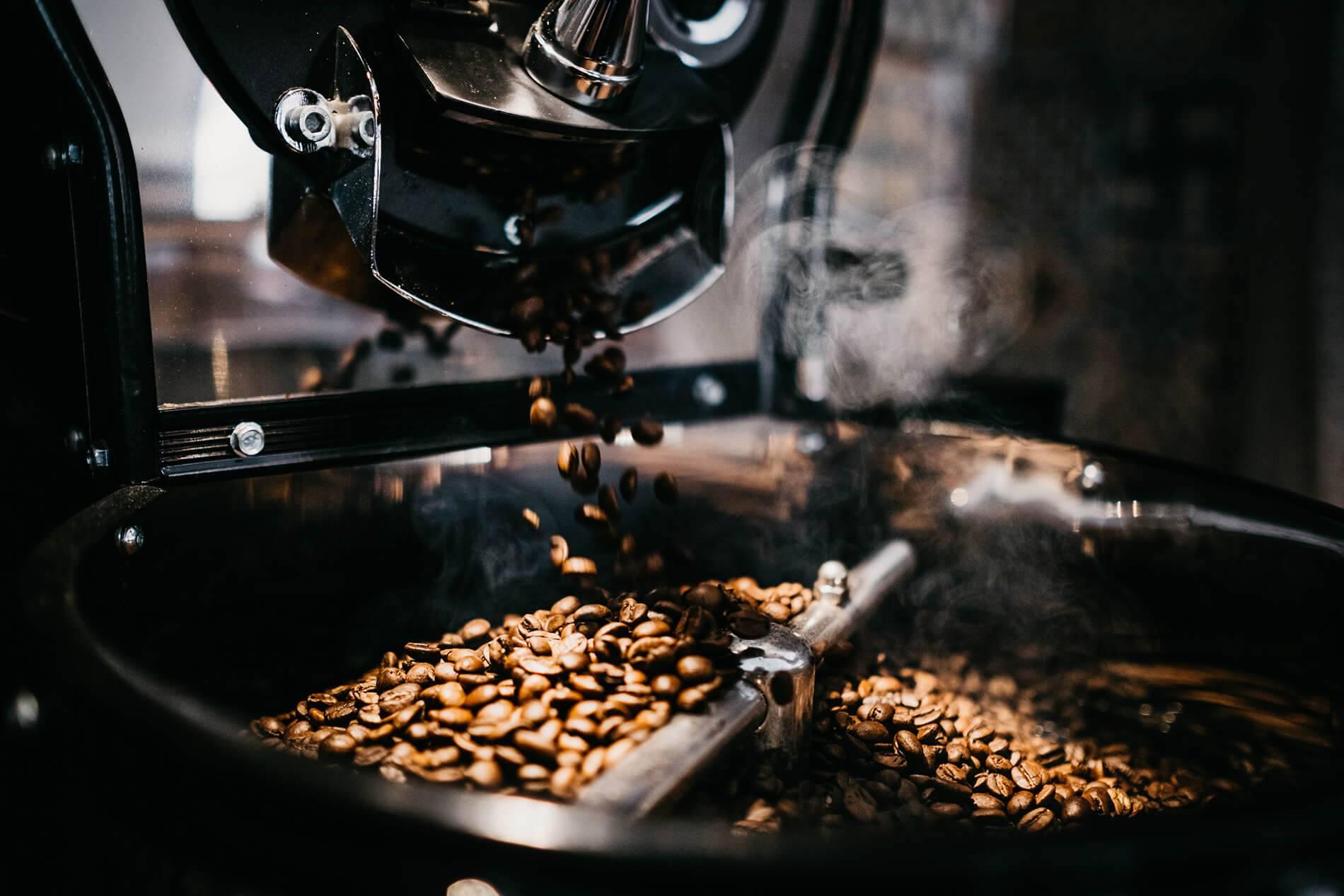 Технология обжарки кофейных зерен. степени и способы обжарки