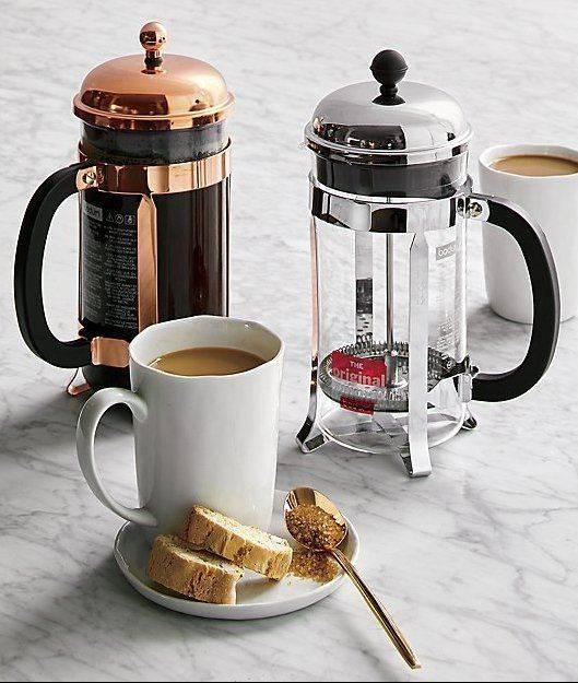 Как пользоваться френч прессом для кофе