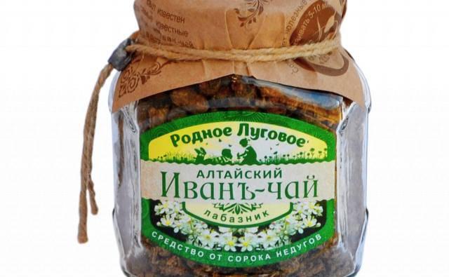 Алтайский чай, его полезные качества. разновидности напитков