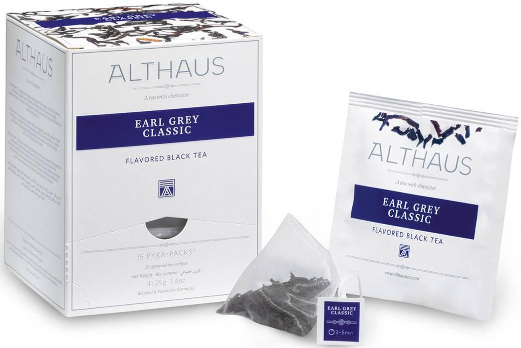 Немецкий чай althaus (альтхаус)