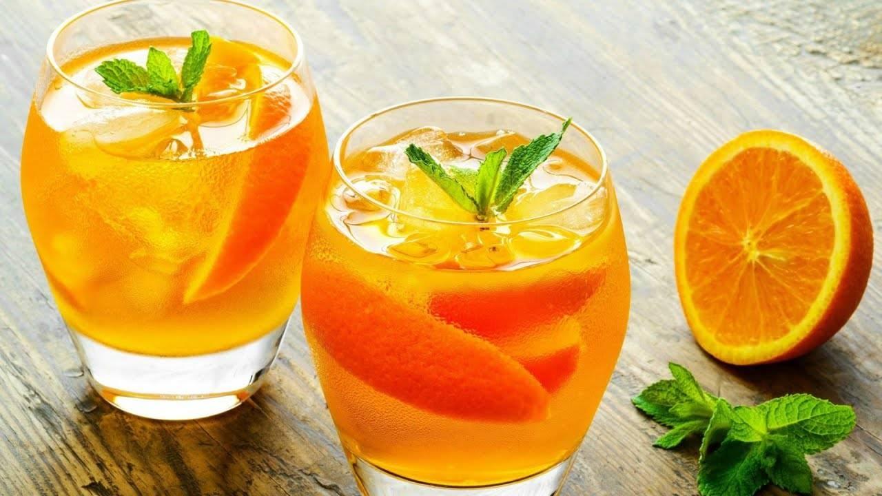 Лимонад из апельсинов в домашних условиях - рецепты с фото