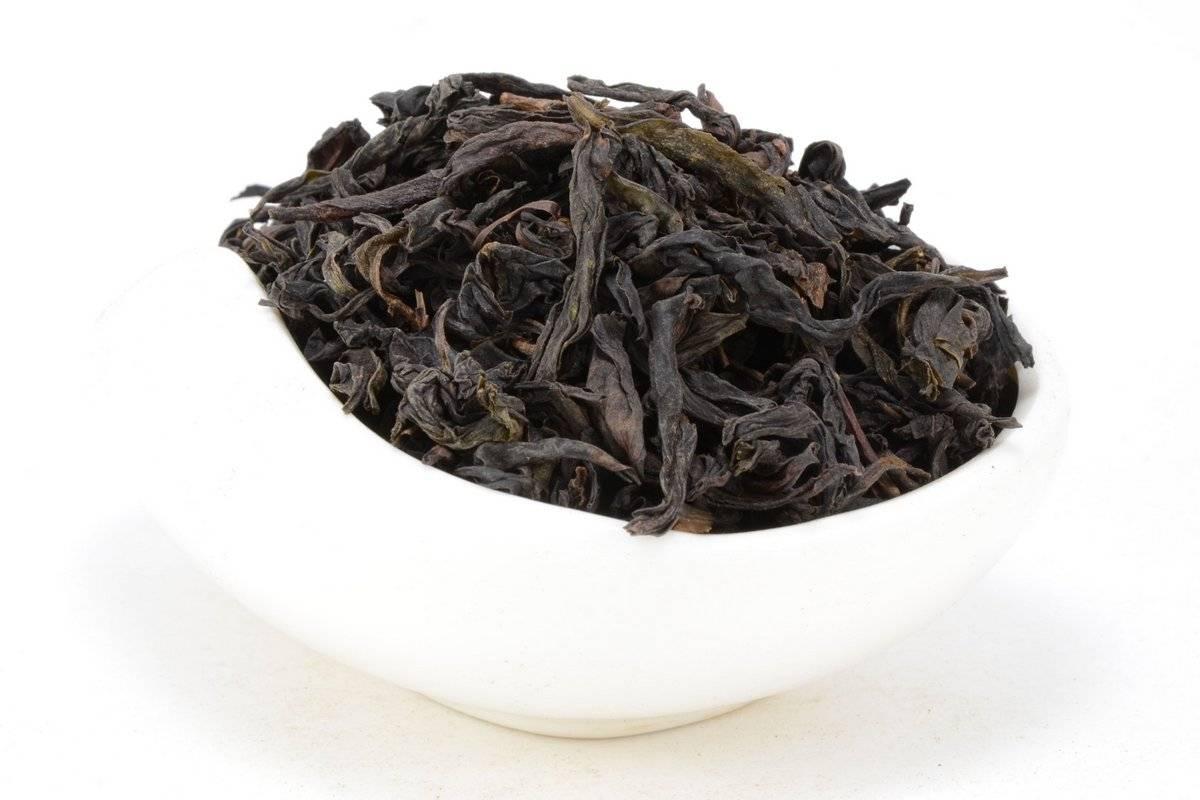 Китайский чай да хун пао (大红袍, da hong pao, большой красный халат)
