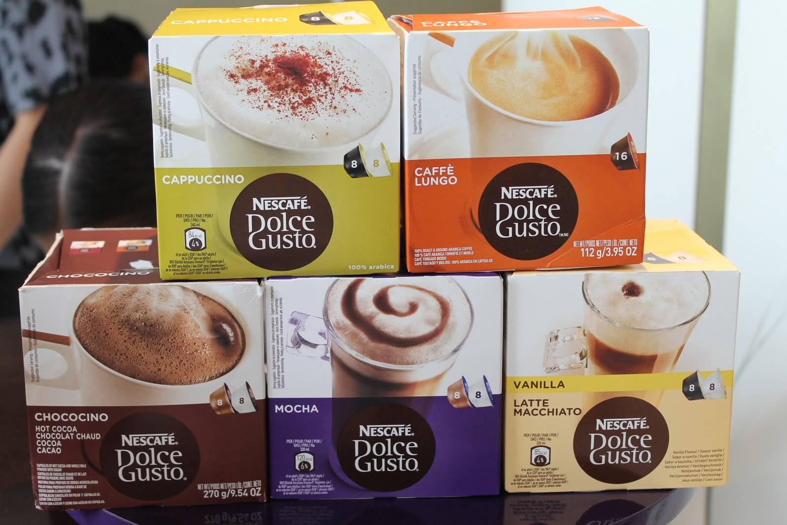 Кофе нескафе: ассортимент, калорийность, цены, отзывы