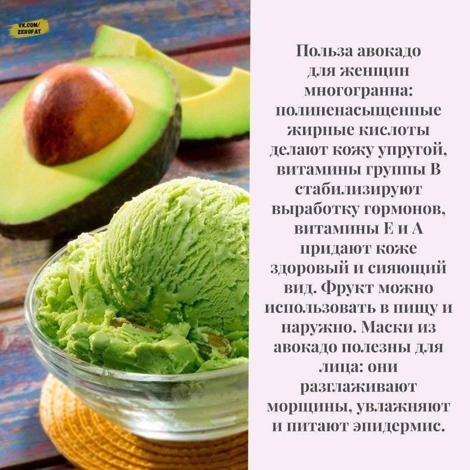 Авокадо - польза и вред для здоровья