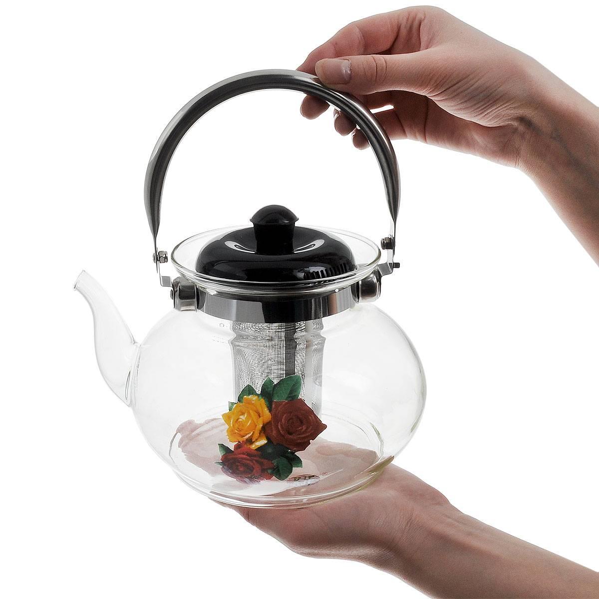Полезный обзор заварочных чайников