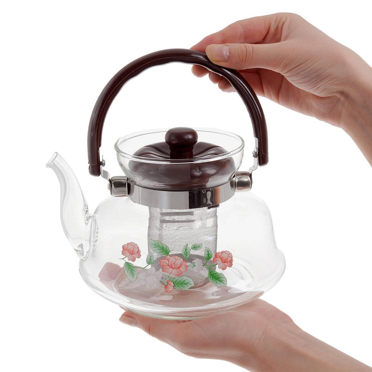 Какой фарфоровый заварочный чайник выбрать для дома: виды и критерии качества