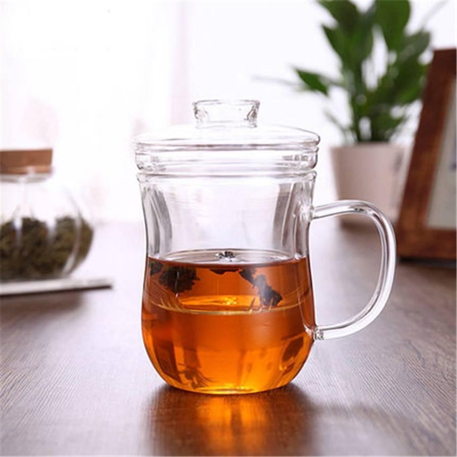 Из каких чашек лучше пить чай?
