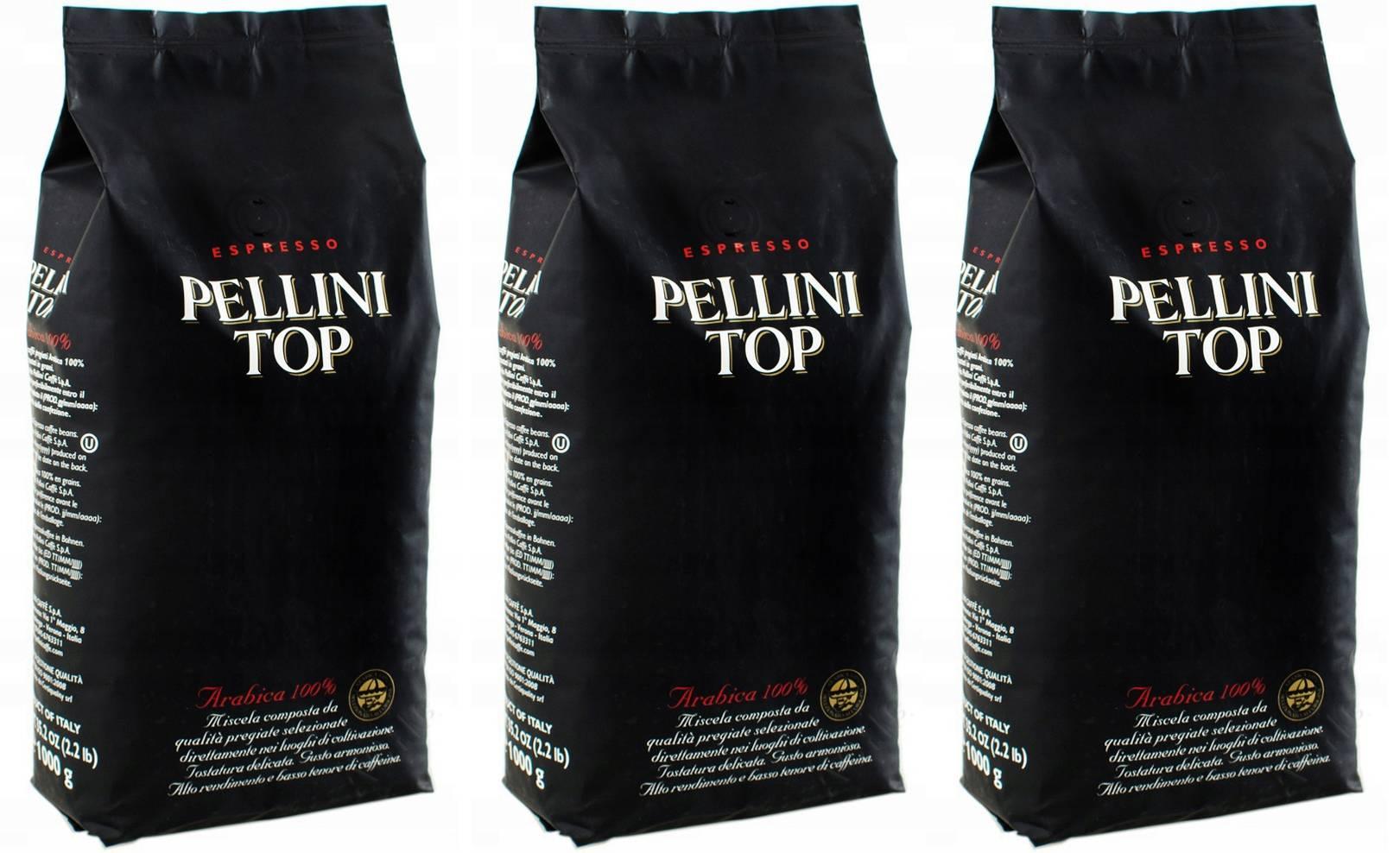 Кофе в зернах pellini №82 vivace 0.5 кг