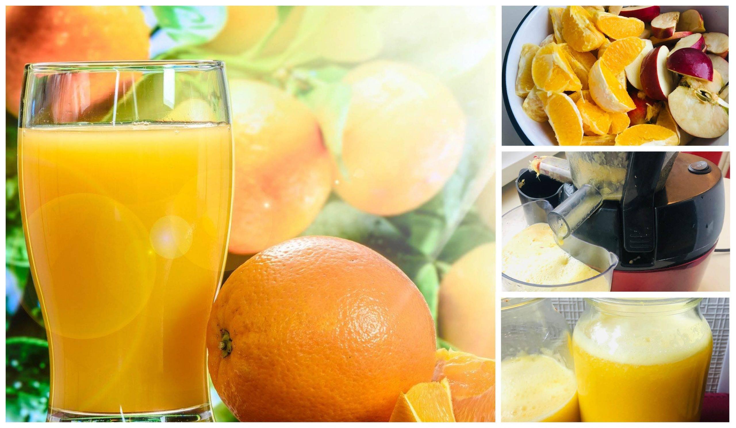 Холодный кофе с апельсиновым соком: рецепт