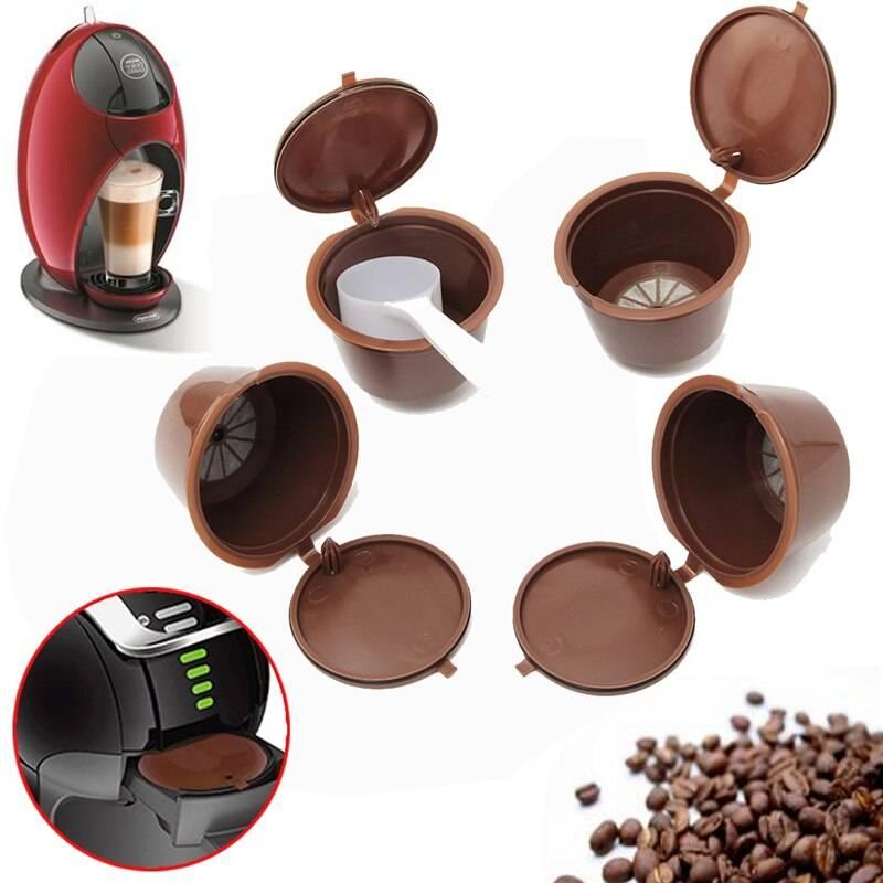 10 лучших капсульных кофемашин