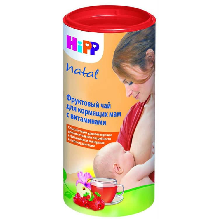 Чай для лактации хипп: применение, польза, советы