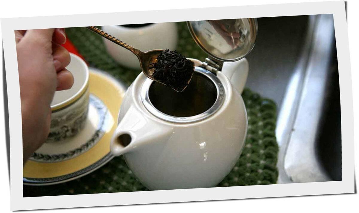 Как делают гранулированный чай, и как он влияет на здоровье