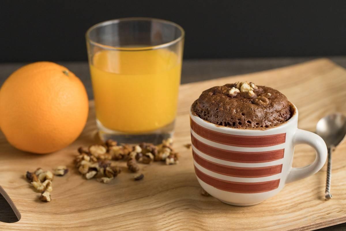 Кофе с апельсиновым соком | рецепты блюд