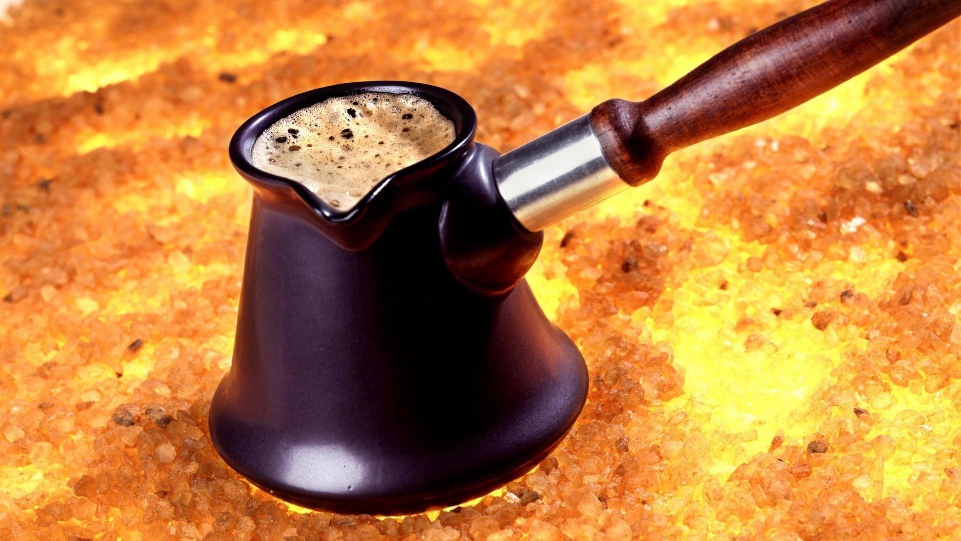 Кофе по-турецки рецепт приготовления с фото