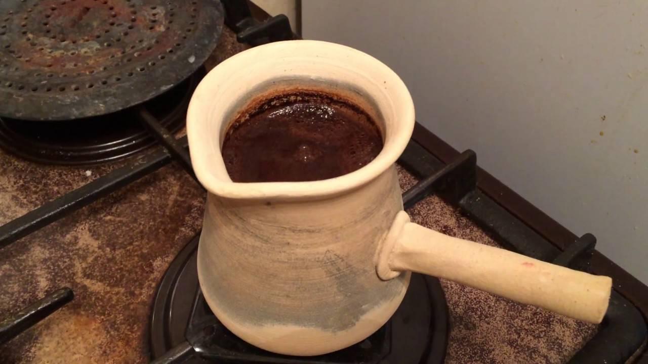 Как правильно варить кофе в турке дома: рецепты, советы и хитрости