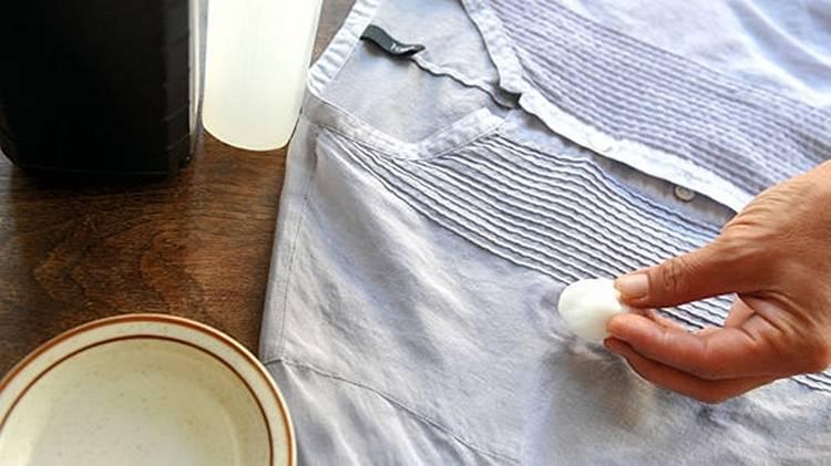 Как отстирать кофе с одежды - 10 способов