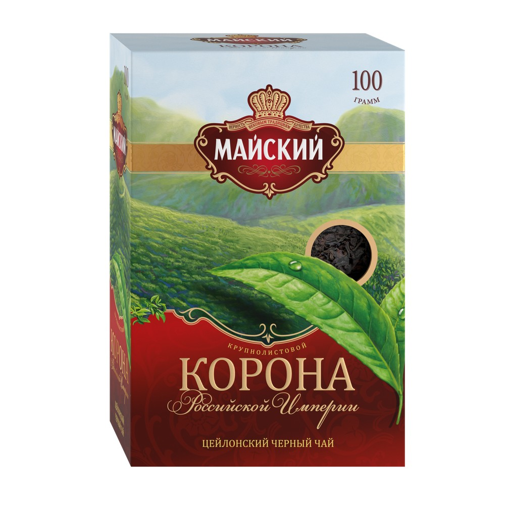 Цейлонский крупнолистовой чай