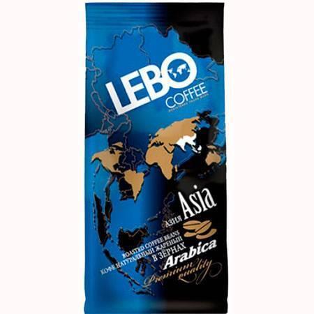 Кофе принц lebo арабика молотой для турки в мягкой упаковке
