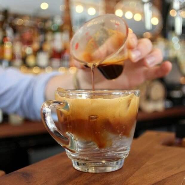 Самые необычные рецепты кофе
