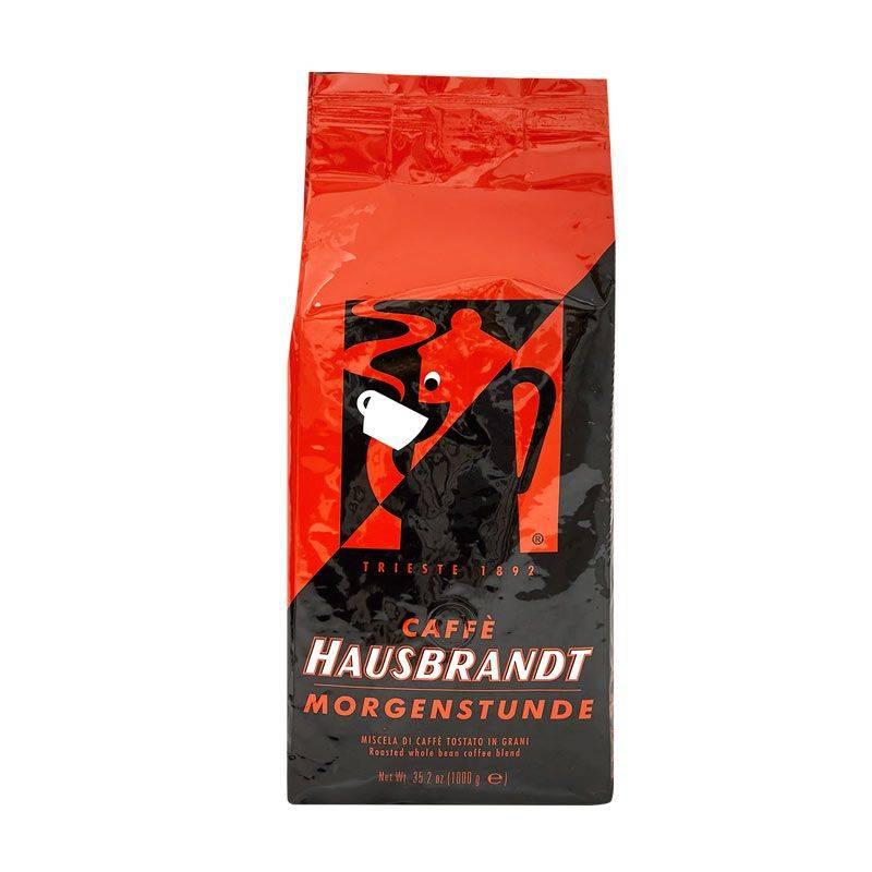 Кофе hausbrandt (хаусбрандт) - итальянский бренд, цены и отзывы