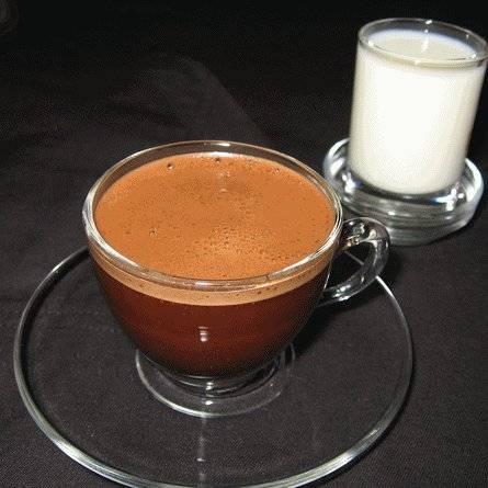 Напитки из кэроба - рецепты приготовления шоколадных напитков