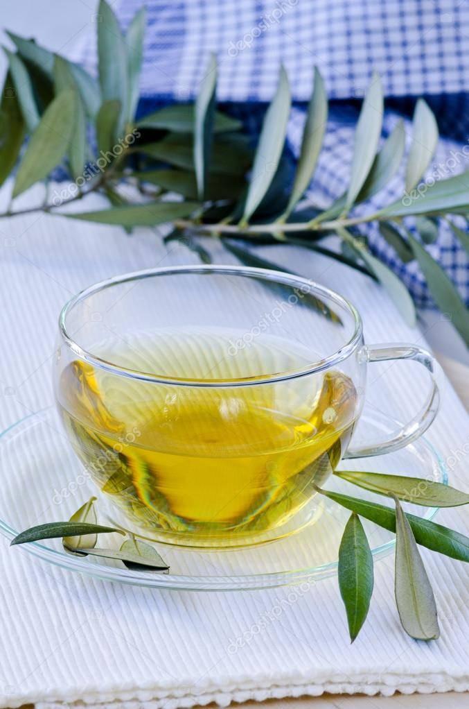 Лист оливы: польза и вред, как заваривать чай из листьев