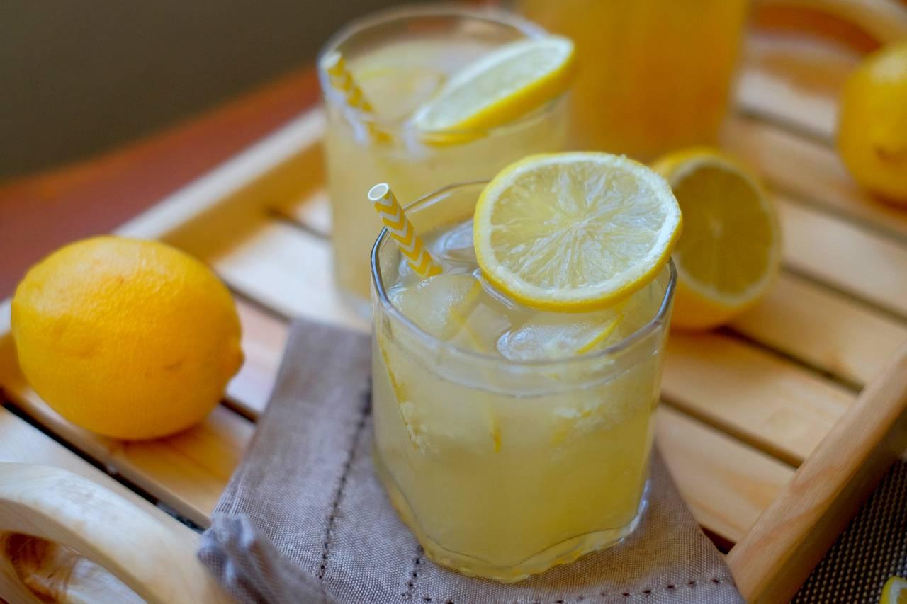 Имбирный лимонад: лучший витаминный напиток