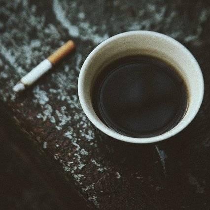 Можно ли курить кофе | портал о кофе