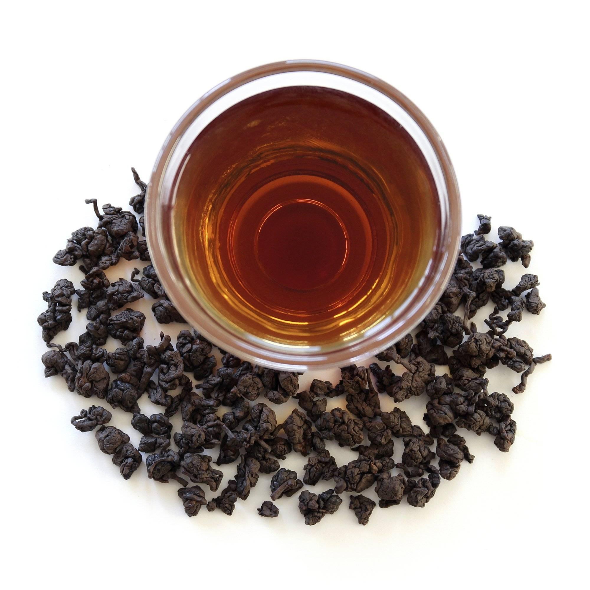 Что такое чай габа: свойства, как заваривать