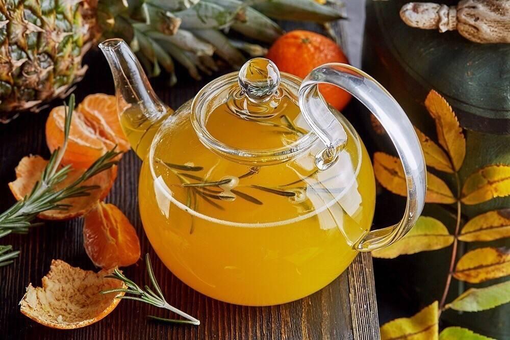 Полезные свойства облепихового чая