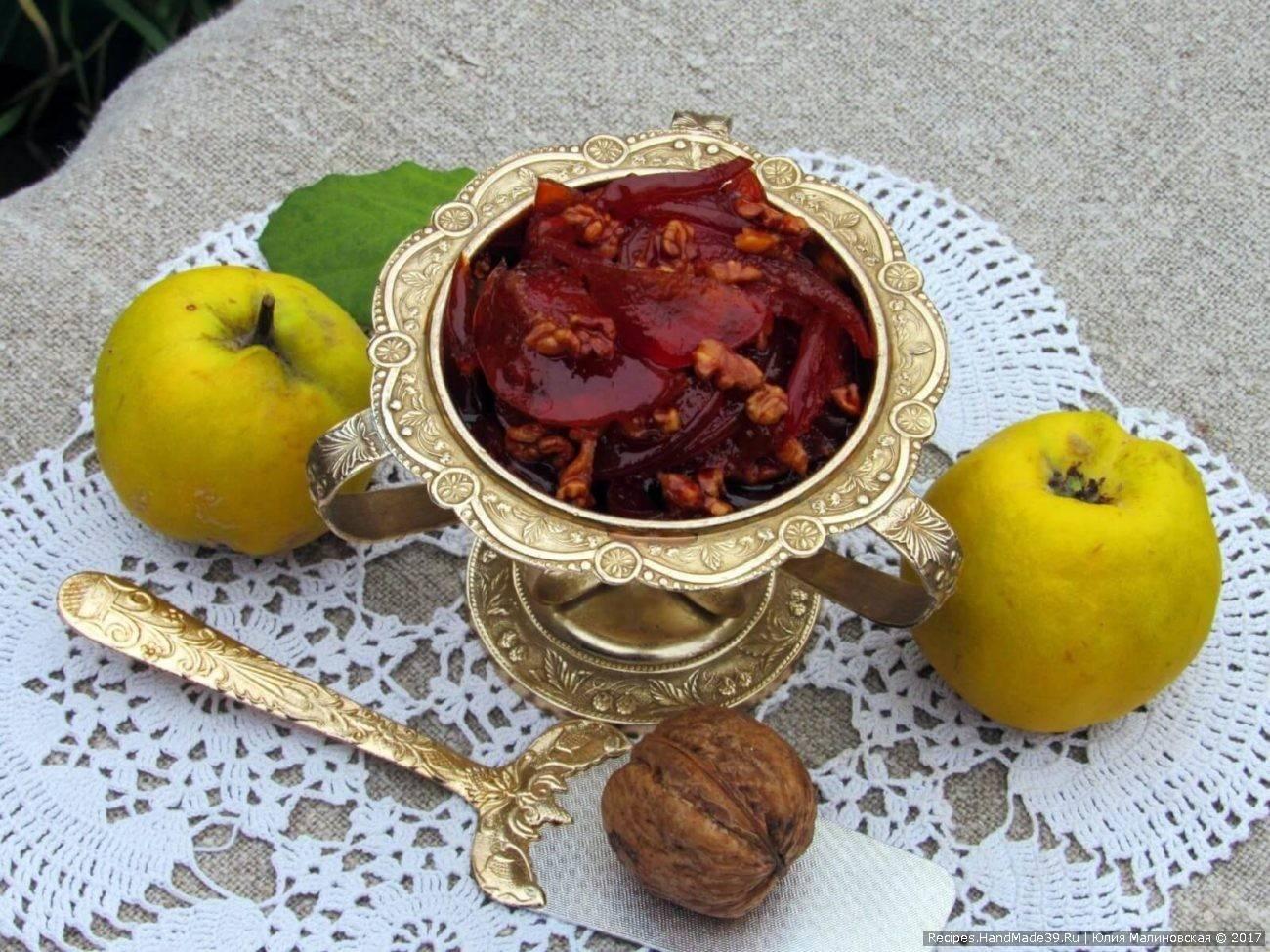 Чай из айвы – что это такое и как его приготовить
