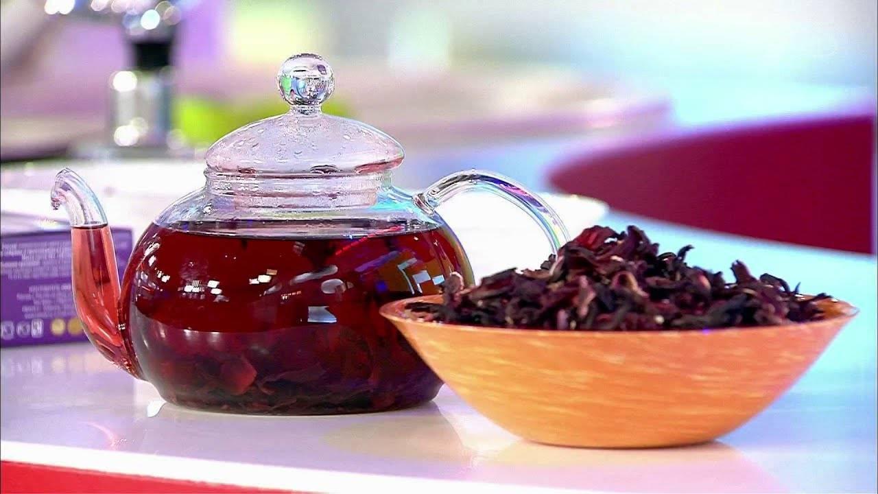Каркаде чай, полезные свойства и противопоказания