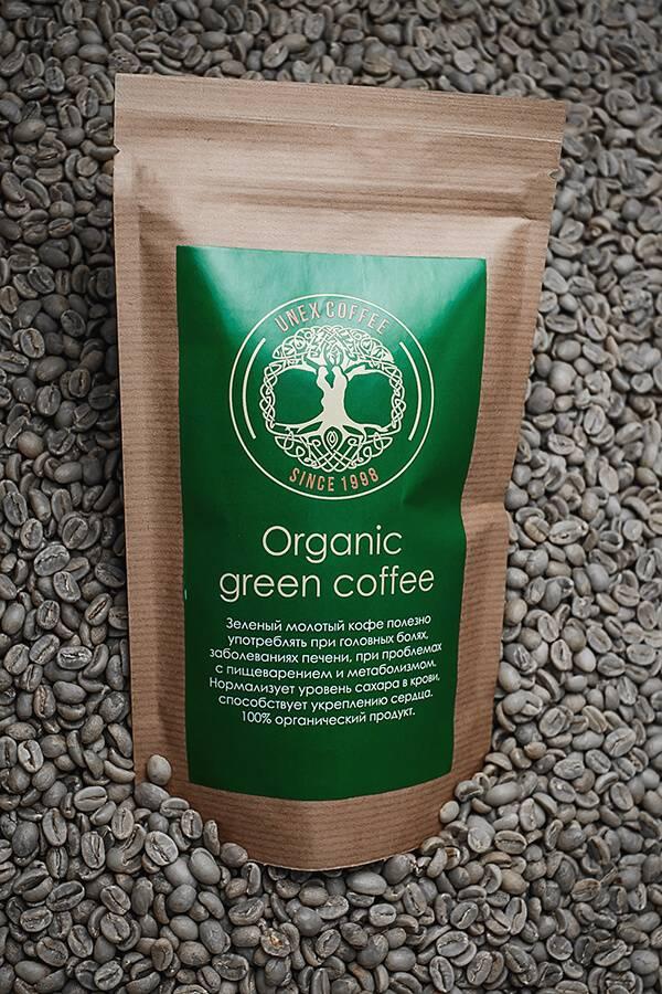 Органический кофе - gaz.wiki