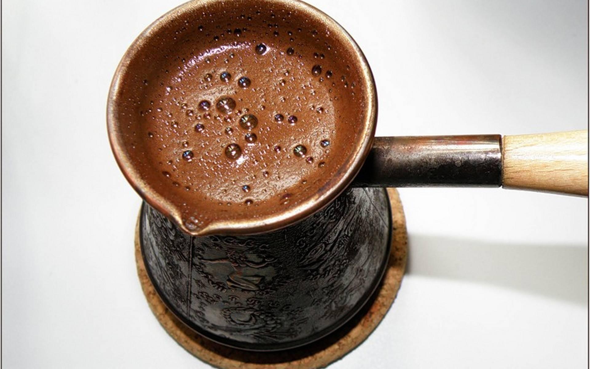 Кофе с пенкой - рецепты приготовления в домашних условиях