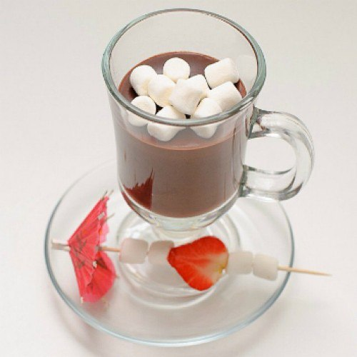Маршмеллоуи кофе: союз заключенный на небесах.