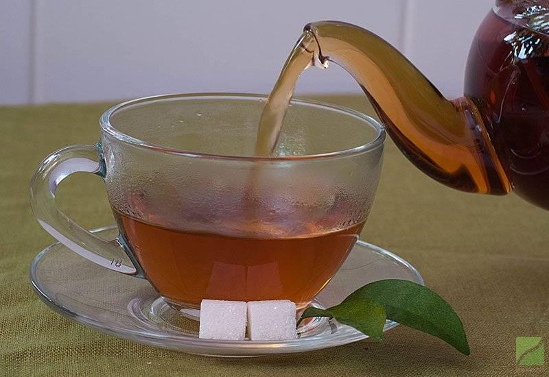 Монгольский чай