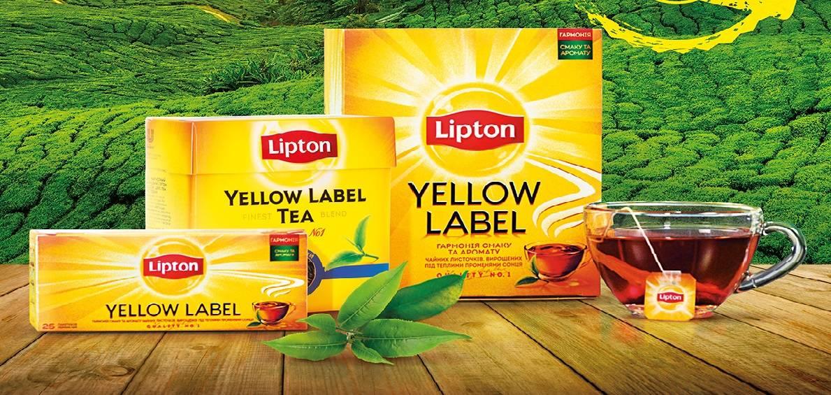 Чай липтон (lipton) — особенности вкуса, польза и вред, отзывы