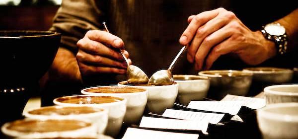 Как дегустировать кофе, как настоящий бариста?