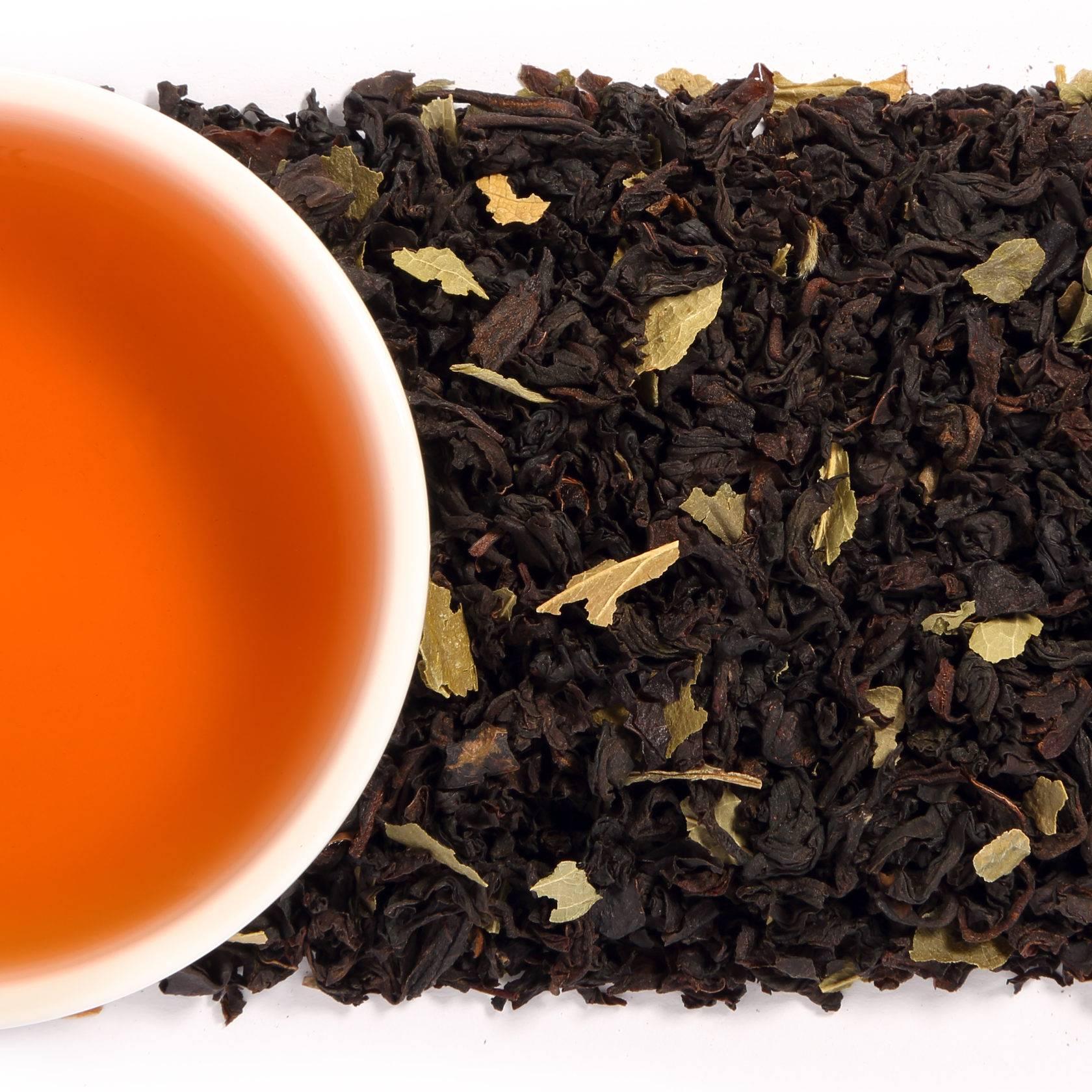 Чай с бергамотом: полезные свойства и противопоказания