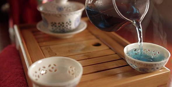 Синий чай из тайланда: как его пить и зачем?