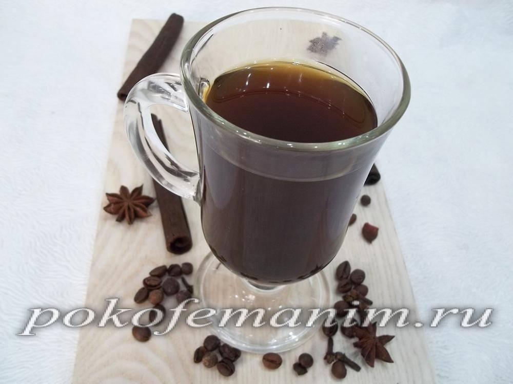 Как пить кофе с коньяком польза и вред