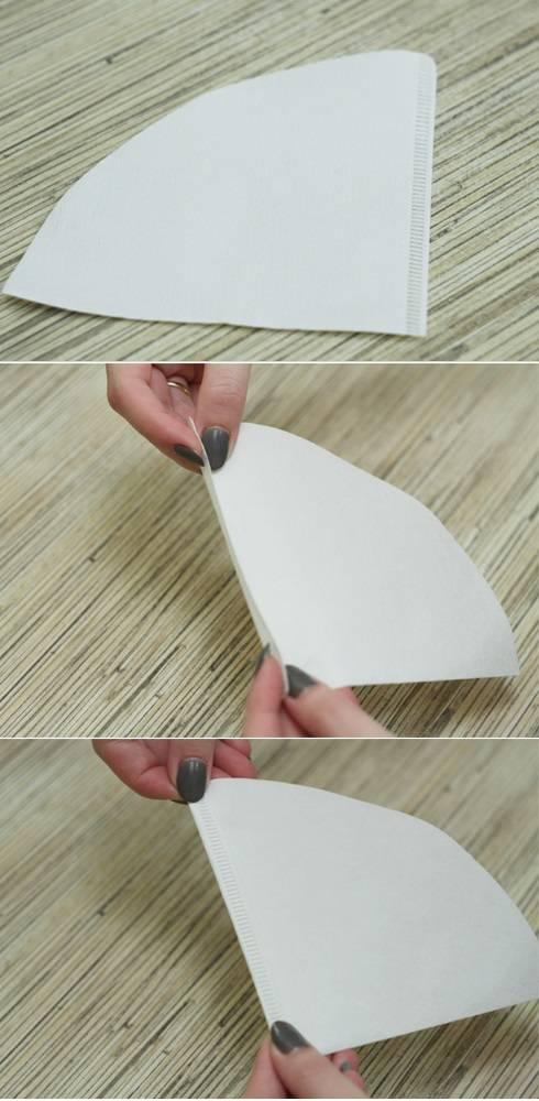Как сделать фильтр для кофеварки своими руками и чем его можно заменить