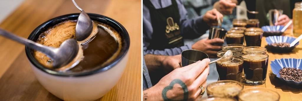 Что такое каппинг кофе в москве | куда сходить на каппинг кофе в москве