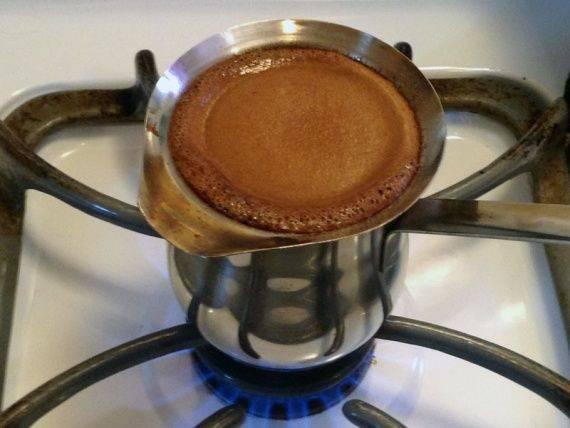 Пошаговое руководство как варить кофе без турки
