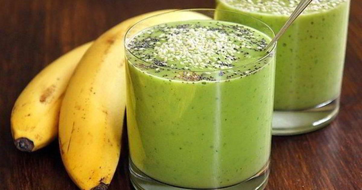 Банановые смузи – рецепты вкусных коктейлей | культура здоровья