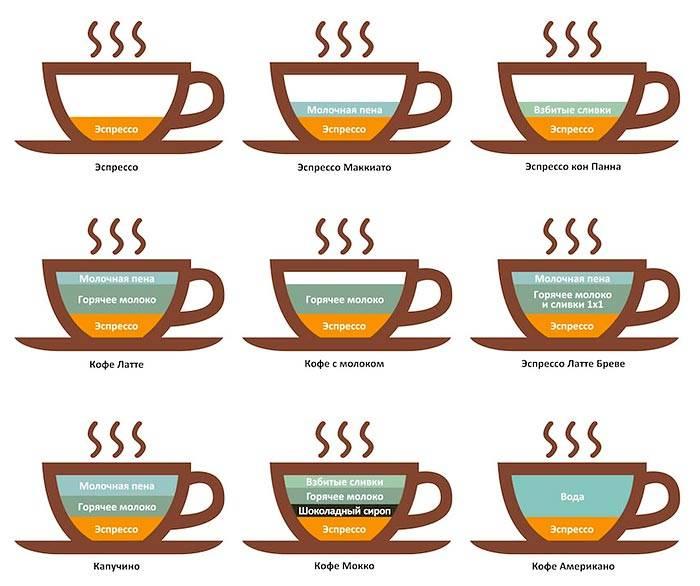 Кофе бреве (breve) - что такое, рецепт, калорийность, состав, приготовление