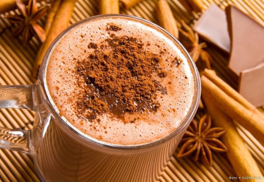 Кофе и корица – яркий пряный вкус с пользой для фигуры